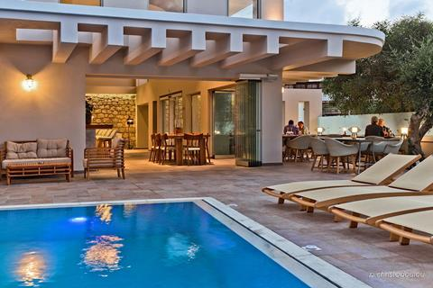 Parasol Luxury Suites Griekenland Karpathos Pigadia sfeerfoto 4