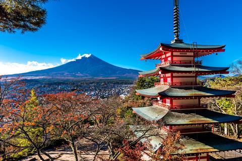 15 daagse rondreis Het Mystieke Japan
