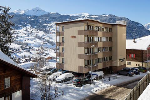 Goedkope skivakantie Berner Oberland ⛷️Jungfrau Lodge