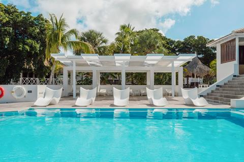 Last minute vakantie Curacao 🏝️Bungalows & Villas Papagayo Beach Resort