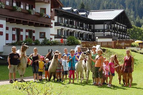 Marco Polo Alpina familie- en sporthotel