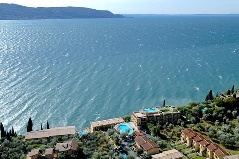 Piccolo Paradiso Italië Gardameer Toscolano Maderno sfeerfoto 2