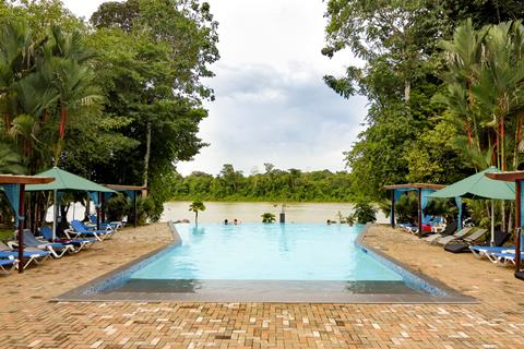 Bergendal Amazonia Wellness Resort