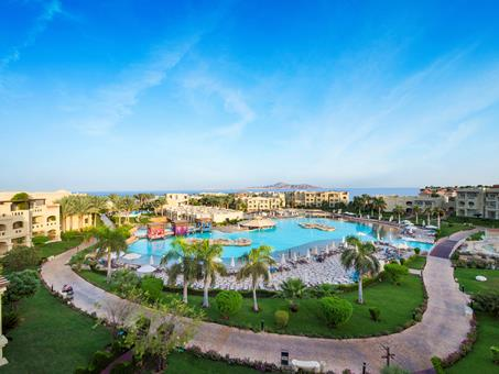 Rixos Sharm El Sheikh Egypte Sharm el Sheikh Nabq Bay sfeerfoto 1