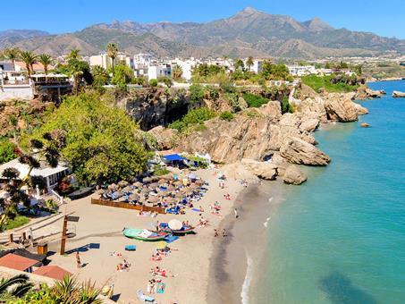 Olee Nerja Holiday Rental Spanje Andalusië Torrox sfeerfoto 3