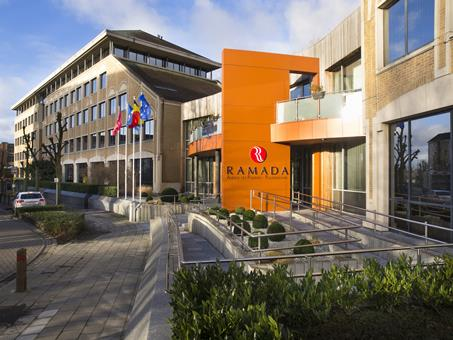 All inclusive stedentrip Brussel - Ramada Brussels Woluwe