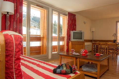 Goedkope wintersport Franse Alpen ⛷️Le Hameau de Valloire