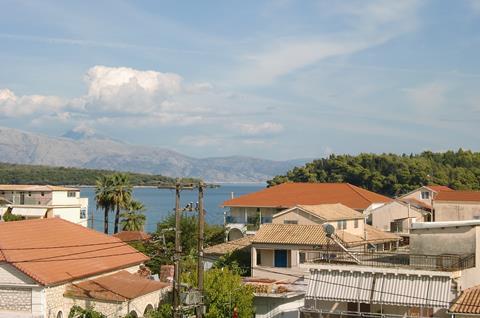 Valena Griekenland Lefkas Nidri sfeerfoto 2