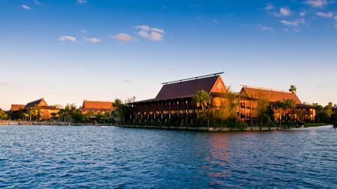 Disney\'s Polynesian Village Resort