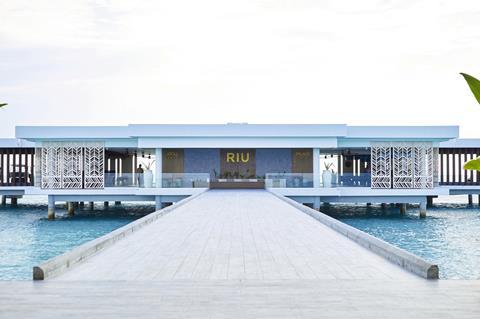 RIU Palace Maldivas Malediven Malediven Kedhigandu sfeerfoto 2