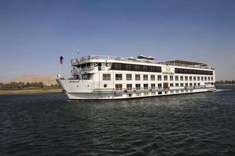 8-daagse nijlcruise Ramses & Luxor met Jaz Jubilee