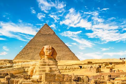 12-daagse rondreis Het eeuwenoude Egypte