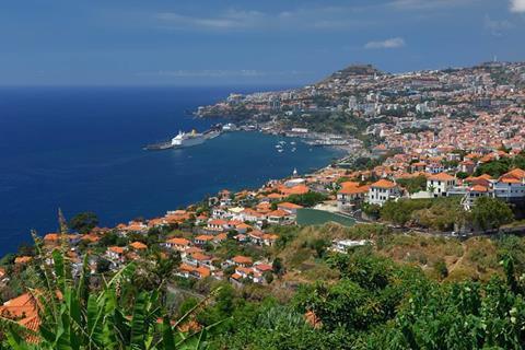Sfeerimpressie Kleurrijk Madeira
