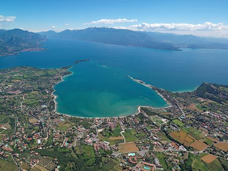 Onda Blu Italië Gardameer Manerba del Garda sfeerfoto 2