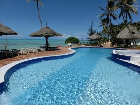 Reef & Beach Resort Tanzania Zanzibar Jambiani sfeerfoto 4