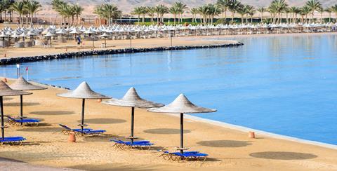 SPLASHWORLD Jaz Lamaya Egypte Marsa Alam Coraya Bay sfeerfoto 2