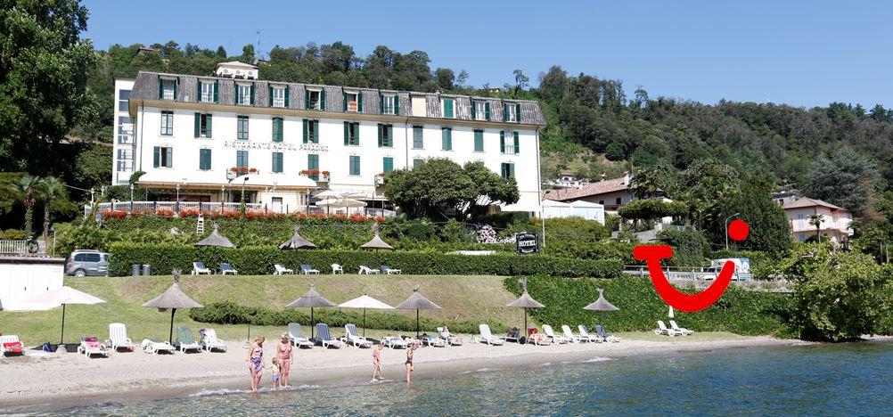 villa paradiso hotel meina itali tui. Black Bedroom Furniture Sets. Home Design Ideas