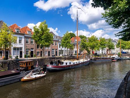 4 daagse fietsreis Land van Maas en Waal