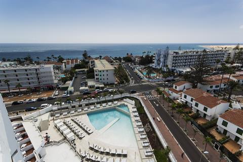 SCENE Caserio Spanje Canarische Eilanden Playa del Inglés sfeerfoto 4