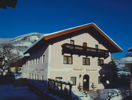 Korting wintersport Salzburgerland ⛷️Mariandls