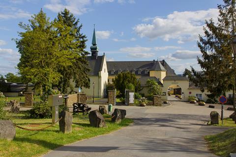 Goedkope autovakantie Rijnland-Palts 🚗️Klostergut Jakobsberg