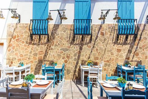 Rhodos Horizon Blu Griekenland Rhodos Rhodos-stad sfeerfoto 2