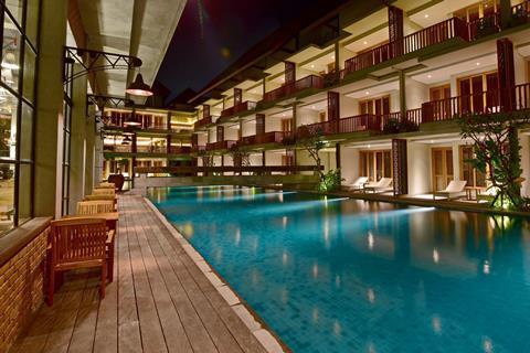 The Haven Suites Bali Berawa Indonesië Bali Canggu sfeerfoto 3