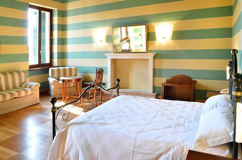 Villa Cariola Italië Gardameer Caprino Veronese sfeerfoto 1