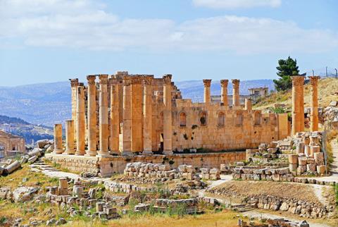 8 daagse fly drive Cultuurschatten van Jordanië
