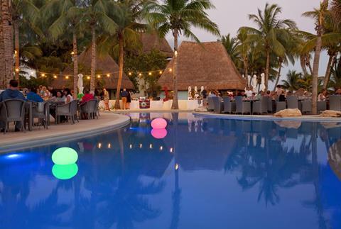 Mahékal Beach Resort Mexico Yucatan Playa del Carmen sfeerfoto 1