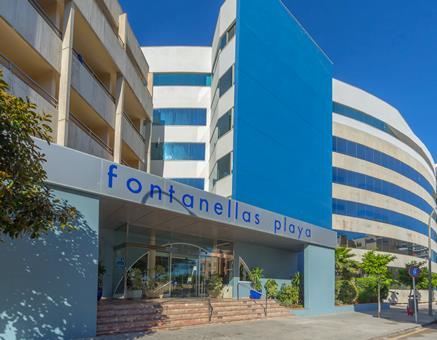 Fontanellas Playa - Wielrennen