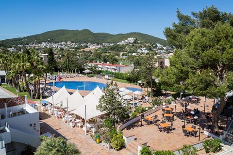 Sirenis Club Siesta Spanje Balearen Santa Eulalia sfeerfoto 2
