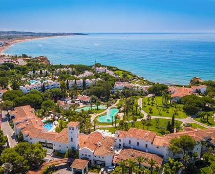 VILA VITA Parc Resort & Spa Portugal Algarve Porches sfeerfoto 2