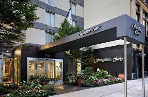 Hampton Inn Chelsea stedentrip met TUI