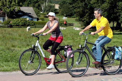 8-daagse fietsreis Wismar - Stralsund