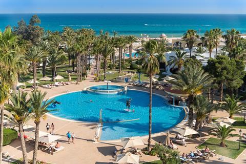 Steigenberger Marhaba Thalasso Hammamet Tunesië Golf van Hammamet Hammamet sfeerfoto 2