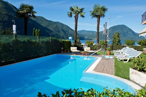 Super zonvakantie Meer van Lugano 🏝️Europa