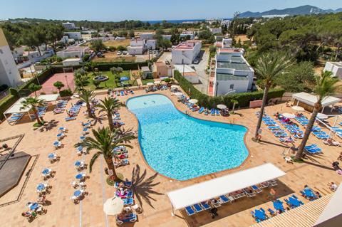 All inclusive vakantie SUNEOCLUB El Caribe in Es Canar (Ibiza, Spanje)