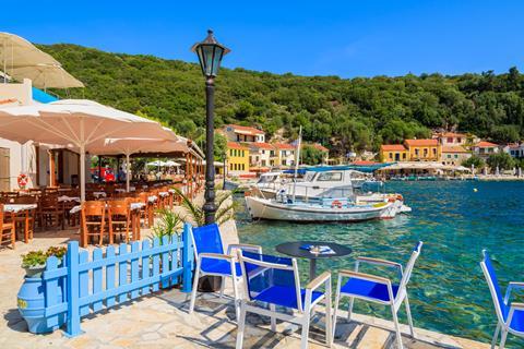 8-daagse wandelreis Kefalonia & Ithaka Griekenland   sfeerfoto 2