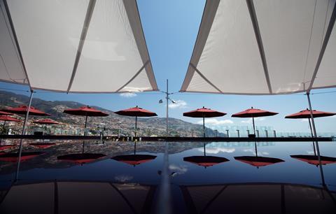The Vine Portugal Madeira Funchal sfeerfoto 2