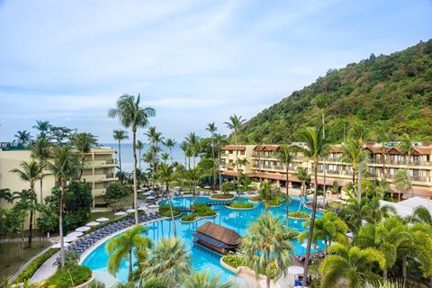 Phuket Marriott Resort & Spa Thailand Phuket Patong Beach sfeerfoto 2
