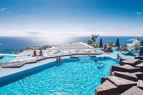 Riosol Spanje Canarische Eilanden Puerto Rico sfeerfoto 2