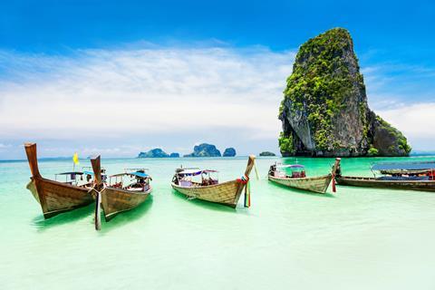 15-daagse rondreis Zuidelijke Parels van Thailand