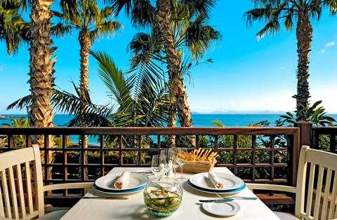Princesa Yaiza Suite Hotel Resort Spanje Canarische Eilanden Playa Blanca sfeerfoto 3