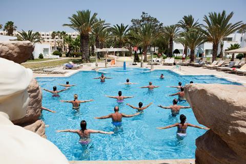 Steigenberger Marhaba Thalasso Hammamet Tunesië Golf van Hammamet Hammamet sfeerfoto 4