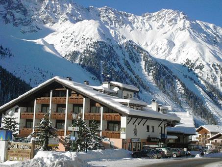 Korting skivakantie Dolomieten ⛷️Alpina Mountain Resort