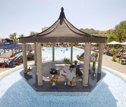 Le Paradis Palace Tunesië Golf van Hammamet Hammamet sfeerfoto 3