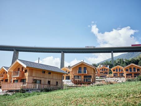 Bergeralm Chalets Tirol
