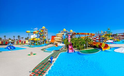 All inclusive zonvakantie Hurghada - Ali Baba