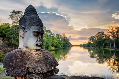 TUI Reizen: 15-daagse rondreis Thailand & Cambodja